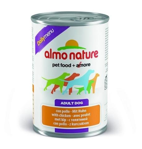 Консервы (банка) Almo Nature Daily Menu - Chicken