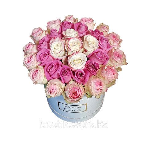 Коробка Maison Des Fleurs Цветн1