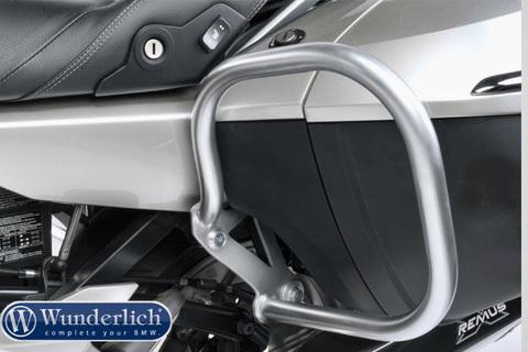 Защита кофров BMW K1600GT/GTL серебро