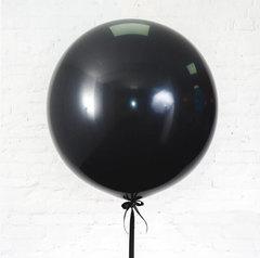 большие шары, шар гигант, черный шар,