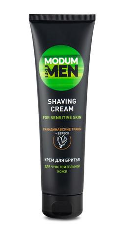 Modum for men Крем для бритья Для чувствительной кожи 95г