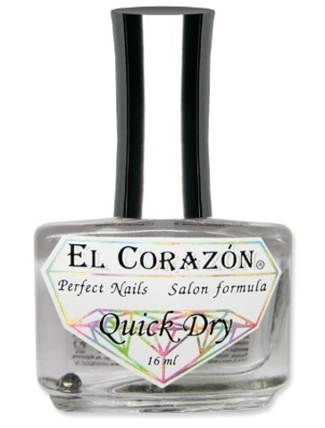 El Corazon лечение 420 Капельная сушка для лака
