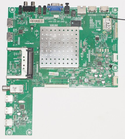RSAG7.820.5872/ROH mainboard телевизора DEXP