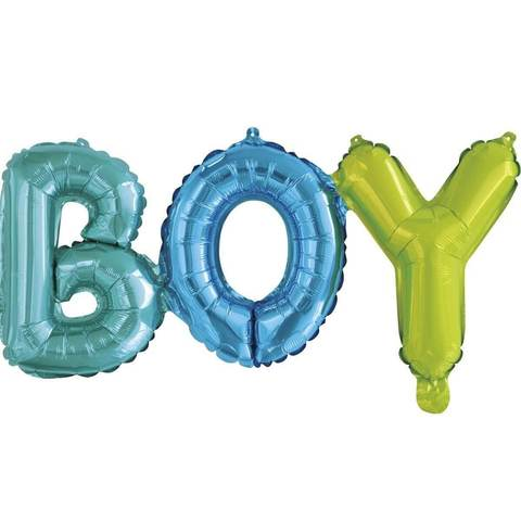 буквы для мальчика