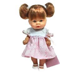 ASI Кукла-пупсик в летнем платье, 20 см (114430)