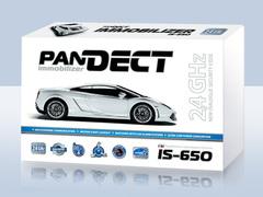 Автомобильный иммобилайзер PanDECT IS-650
