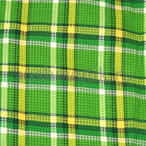 Парео женское Шотландка (тканая клетка)