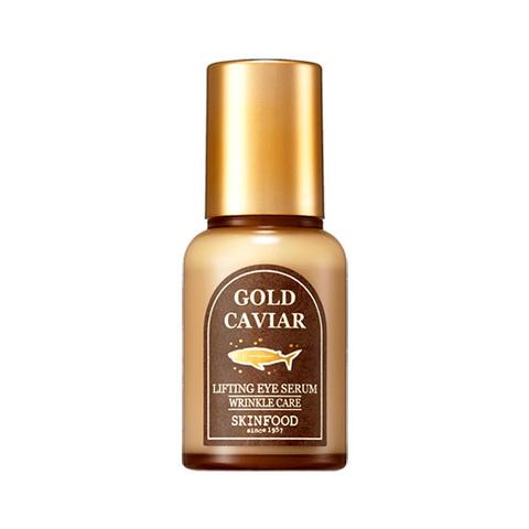 Сыворотка SKINFOOD Gold Caviar Lifting Eye Serum 30ml