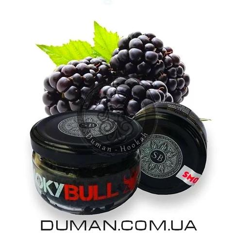 Табак Smoky Bull Blackberry (Смоки Булл Ежевика)  Medium