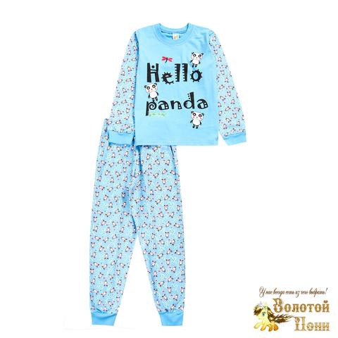 Пижама хлопок детская (2-5) 200905-МД6062