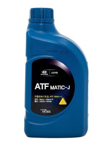 HYUNDAI ATF MATIC-J Жидкость трансмиссионная АКПП (пластик/Корея)