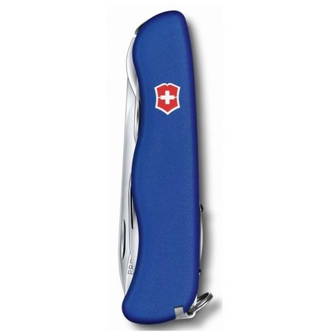 Нож перочинный Victorinox Outrider (0.8513.2R) 111мм 14функций синий
