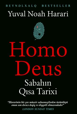 Homo Deus. Sabahın Qısa Tarixi