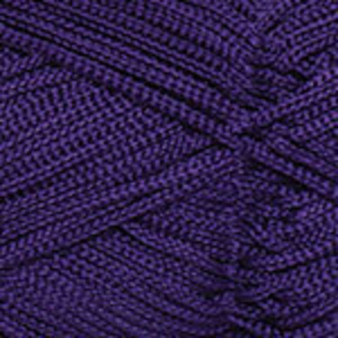 YarnArt Macrame 167 Темно-фиолетовый - пряжа, фото