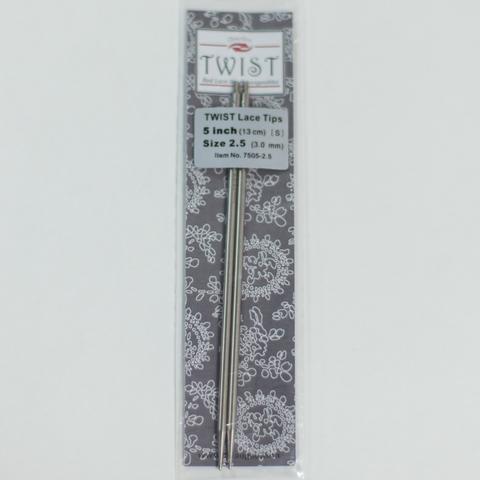 ChiaoGoo Спицы съемные металл 10 см S и L
