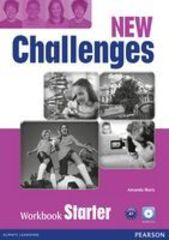 Challenges New Starter Workbook & CD Pack