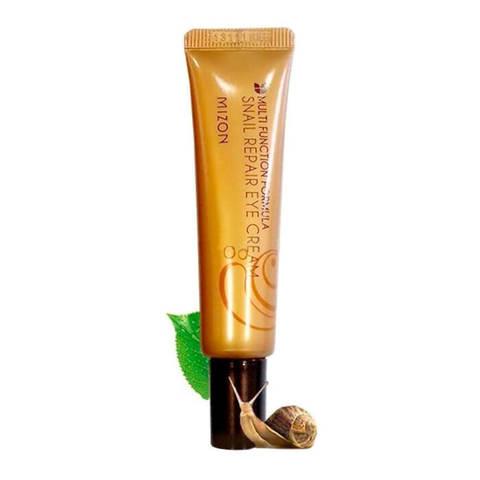 Mizon - Питательный крем для кожи вокруг глаз с фильтратом слизи улитки и EGF, 15 мл