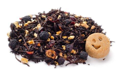 Праздничный Чай Gutenberg черный ароматизированный 100 гр.
