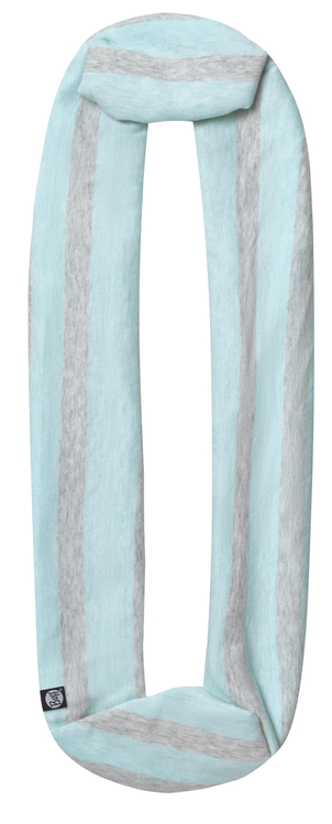 Снуды Шарф-снуд хлопковый Buff Aqua Stripes 115015.711.10.00.jpg