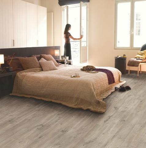 Caribbean Oak Grey | Ламинат QUICK-STEP UW1536