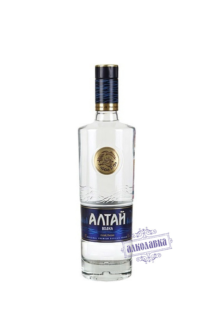 АЛТАЙ. ВОДКА. 0.5 Л