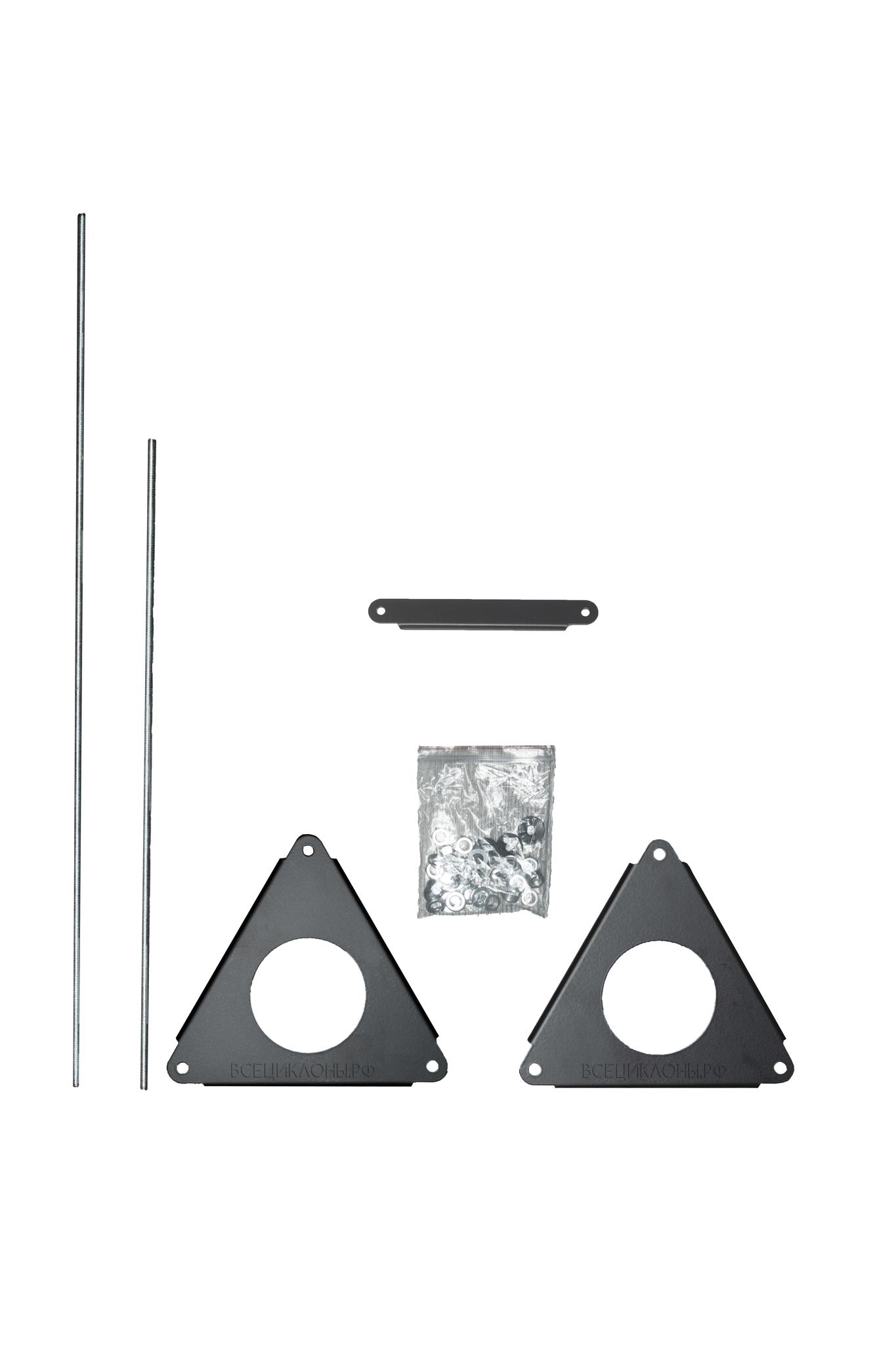 Комплектующие Скелетный крепёж для циклона MicroDust, крышка и циклонный фильтр продаются отдельно