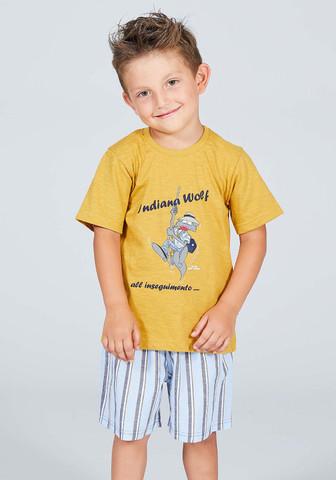 Шорты и футболка на лето для мальчика