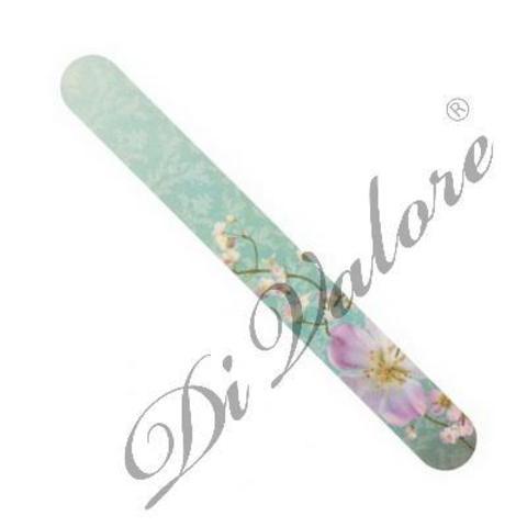 Di Valore Пилка для натуральных ногтей прямая Сакура 108-011#13