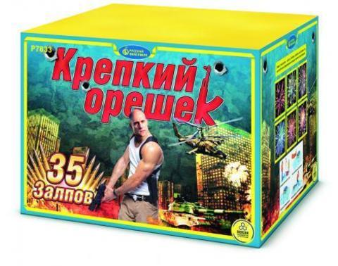 """Р7833 Крепкий орешек (1,25""""х 35)"""