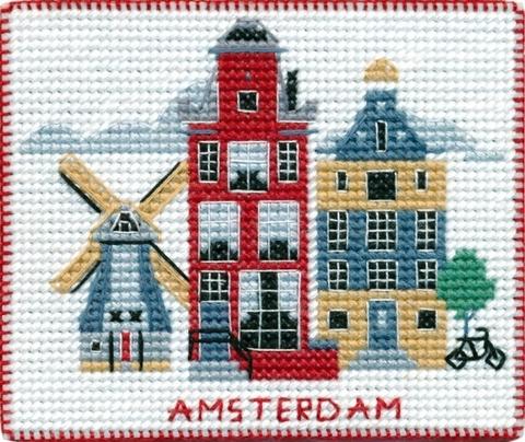 OVEN-1054 Столицы мира. Амстрердам