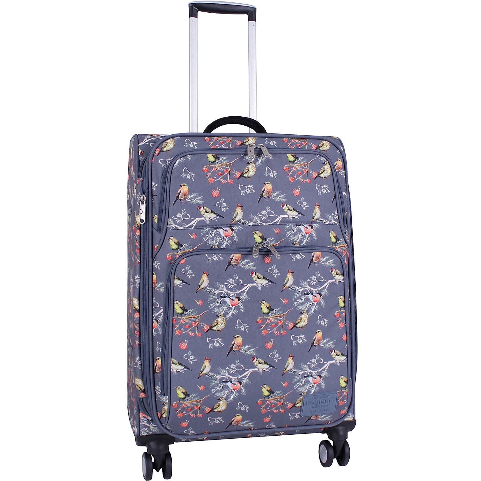 Дорожные чемоданы Чемодан Bagland Валенсия средний дизайн 63 л. сублимация 445 (0037966244) IMG_4820_суб.445_.JPG