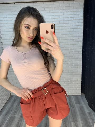 шорты с ремнем женские интернет магазин