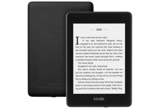 Электронная книга Amazon Kindle Paperwhite 2018 (черный) УЦЕНКА