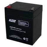 Аккумулятор HAZE HSC12-5 ( 5Ач 12В / 5Ah 12V ) - фотография