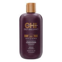 CHI Deep Brilliance Olive & Monoi Optimum Moisture Shampoo - Увлажняющий шампунь