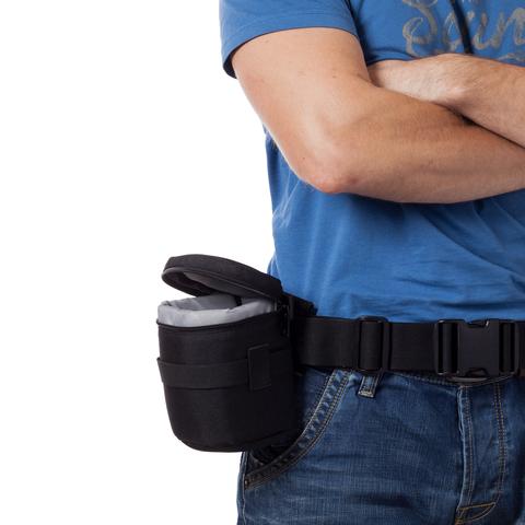 Сумка-чехол для объективов высотой до 100 мм