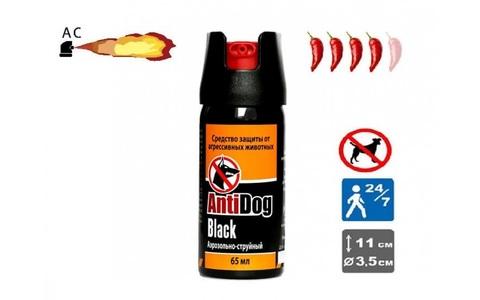 Антидог Black