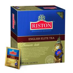 Чай Riston English Elite черный 100 пакетиков