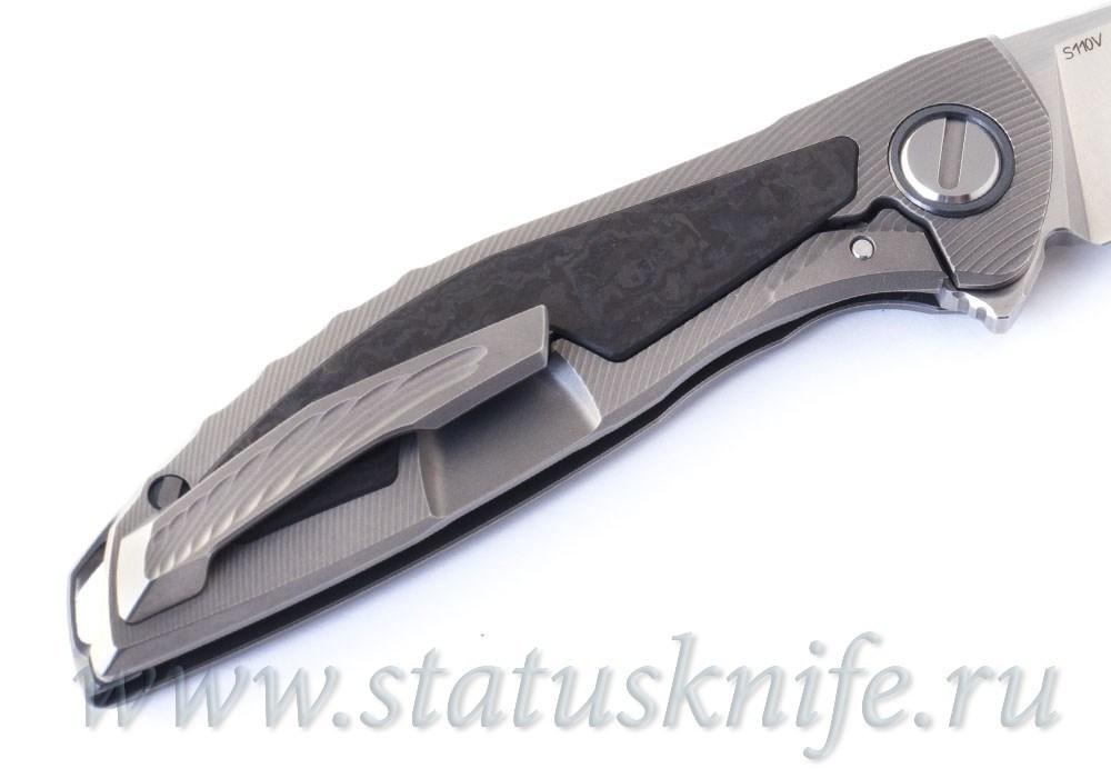 Нож Широгоров Неон NeOn NL CD S110V Custom Division - фотография