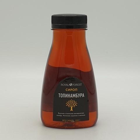 Сироп из топинамбура без сахара ROYAL FOREST, 250 гр