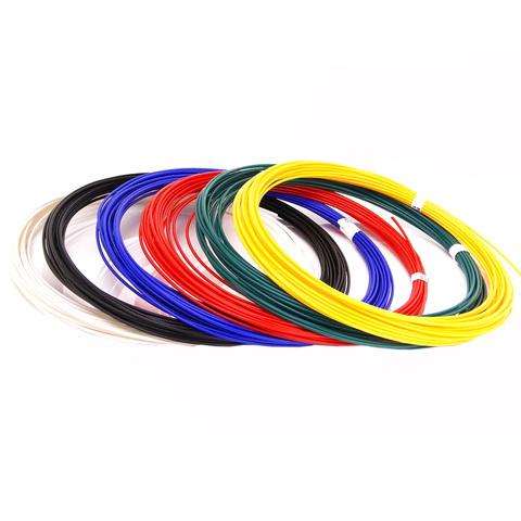Набор Пластика (PLA) для 3Д Ручки 6 цветов.