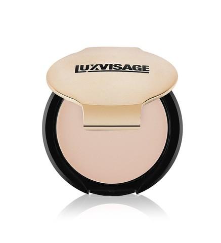 LuxVisage Пудра компактная тон 16 (солнечный ванильно-розовый) 9г