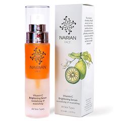 Осветляющая сыворотка с витамином C, Nairian
