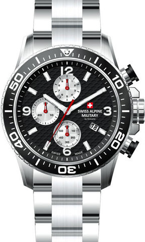 Наручные часы Swiss Alpine Military 7035.9137SAM