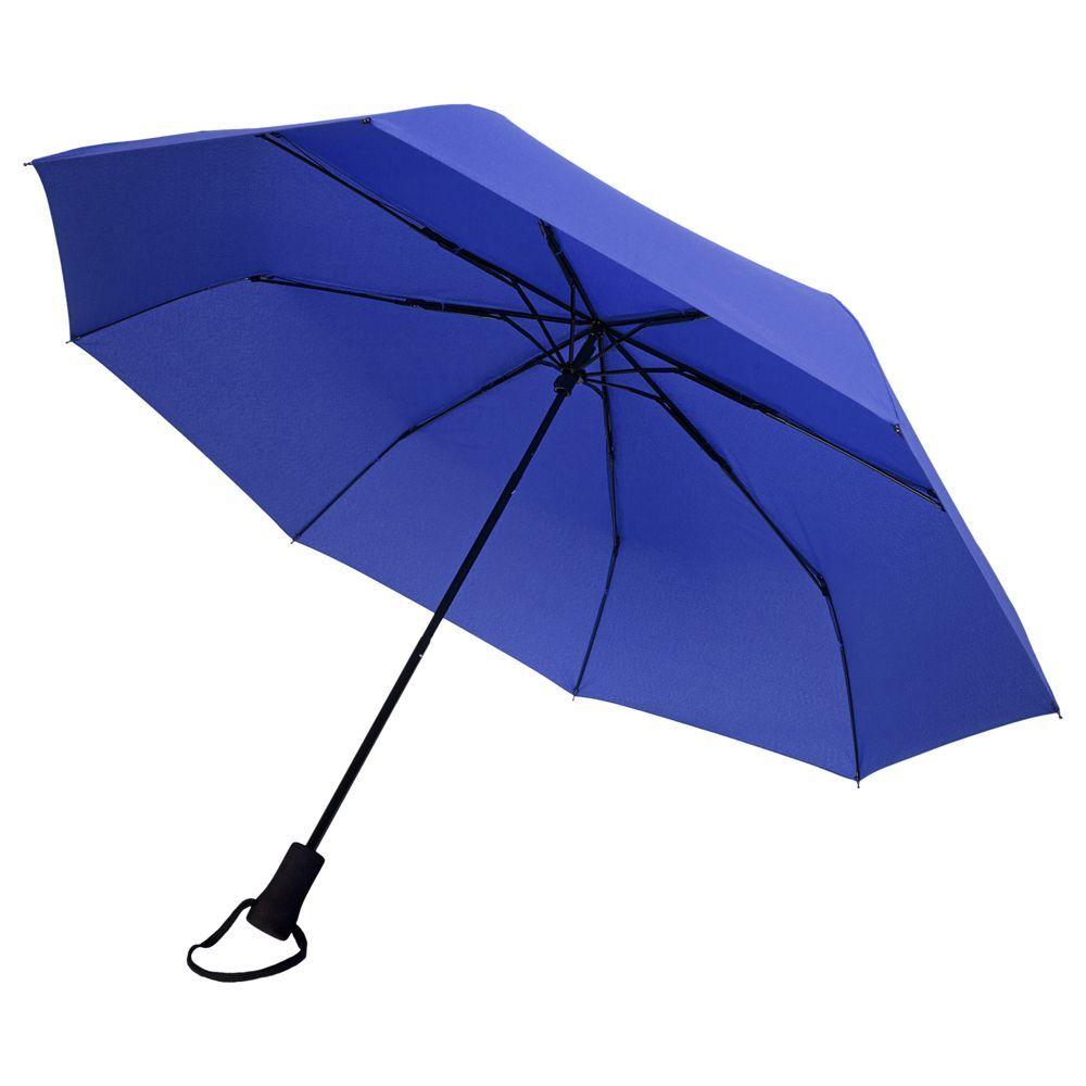 Hogg Trek Foldable Umbrella, blue
