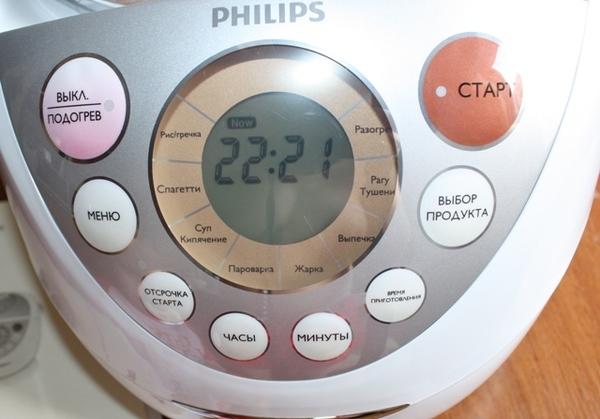 Мультиварка Philips HD3039/00 Viva Collection цена