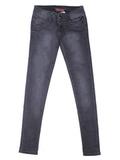 серые джинсы стрейч