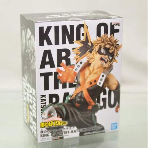 Фигурка My Hero Academia King of Artist Katsuki Bakugo