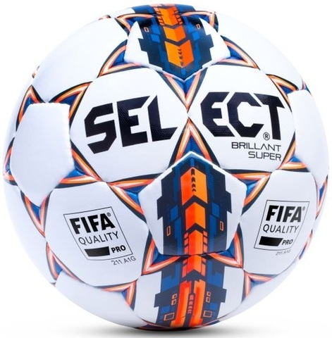 Мяч футбольный Select Brillant Super FIFA QUALITY PRO