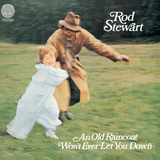 Rod Stewart / An Old Raincoat Won't Ever Let You Down (LP)